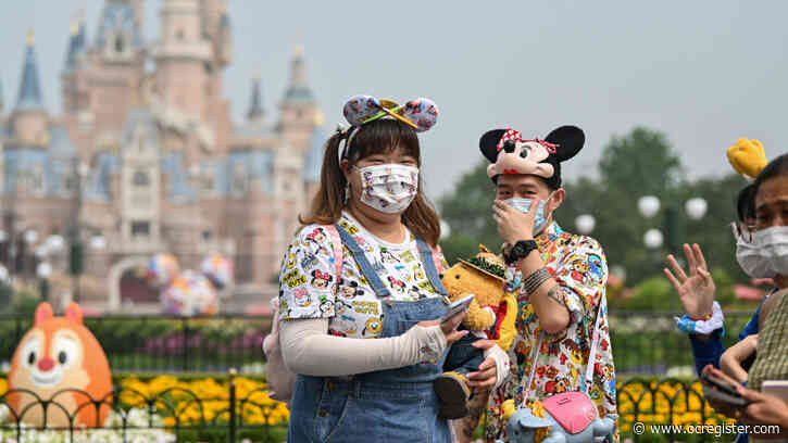 Park Life: Shanghai Disneyland reopens after coronavirus closure and Disneyland gets a new president