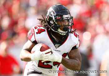Report: Seahawks have offered Devonta Freeman