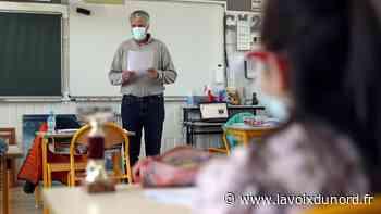 Vimy : l'école en période d'épidémie racontée par les enfants - La Voix du Nord