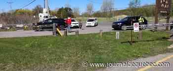 Les Mohawks ferment le parc d'Oka