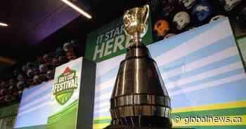 CFL looking at September start, Regina no longer guaranteed 2020 Grey Cup host