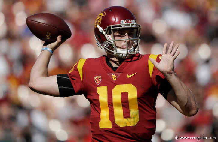 Former USC, San Clemente quarterback Jack Sears to compete against old rival at Boise State