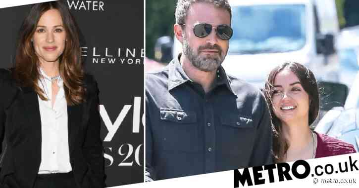 Jennifer Garner 'happy' for ex-husband Ben Affleck as he finds love with Ana de Armas