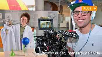 Gersthofen: Per Videostream ins Gersthofer Ballonmuseum - Augsburger Allgemeine