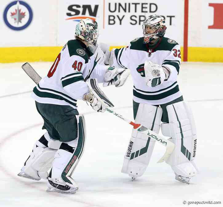 The Minnesota Wild's Goalie Conundrum and How to Fix it