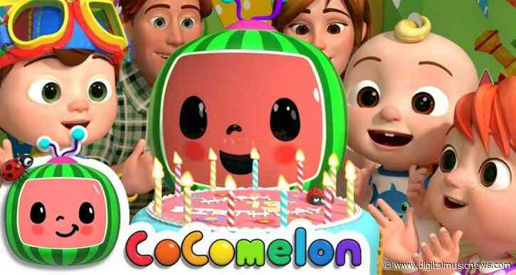 Nursery Rhyme Channel CoComelon Becomes the First YouTube Channel to Hit 1 Billion Views In a Week