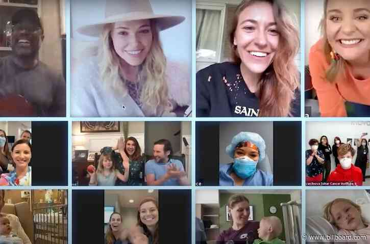 Sia, Darius Rucker & More Surprise Hospital Patients & Workers on 'Healing Through Music' Series