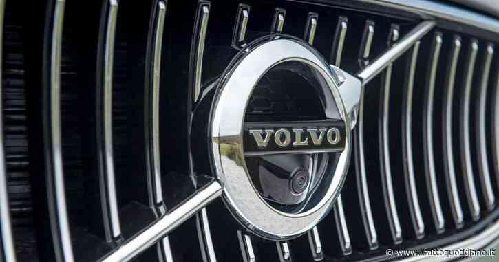Volvo, i nuovi modelli non andranno oltre i 180 km/h di velocità massima