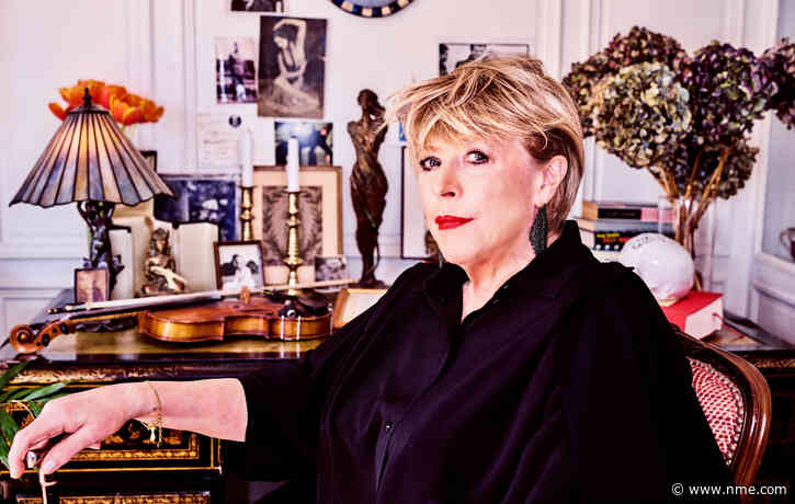 """Marianne Faithfull thanks those who """"saved my life"""" after recovering from coronavirus"""