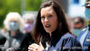Whitmer says she's not ready to welcome Trump, but he's coming to Michigan anyway