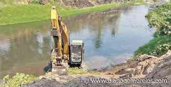 Limpian ribera del Río Apatlaco para evitar inundaciones en Jojutla - Diario de Morelos