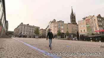 Déconfinement : Tulle, Brive, Guéret, Limoges… Quand les villes reprennent vie - Franceinfo