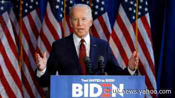 Biden campaign: Will return to in-person campaigning when scientists say it's safe