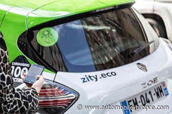 Autopartage Zity : 500 Renault ZOE débarquent à Paris et Clichy - Automobile Propre