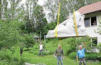 Tonnenschwerer Hindu-Gott geht auf Reisen - Passauer Neue Presse