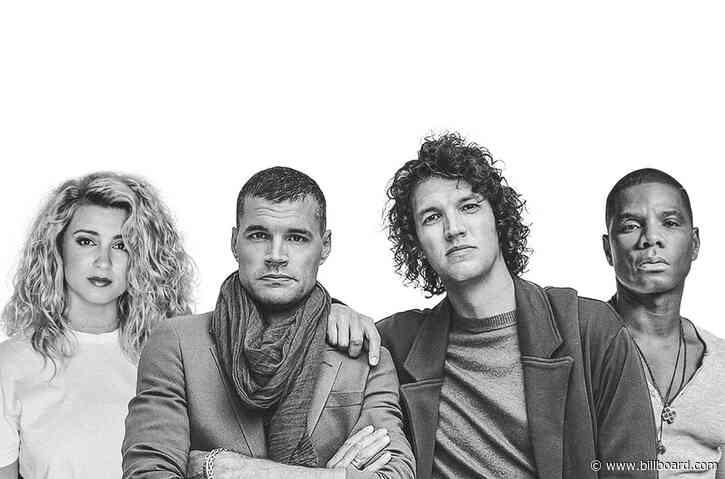 For King & Country Talk Collaborating With Tori Kelly & Kirk Franklin on No. 1 Hit 'Together'