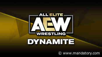 AEW Dynamite Results (5/20/20)