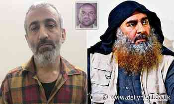 'New ISIS chief' captured by Iraqi intelligence officers