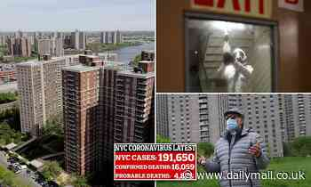 Coronavirus US: At least 155 die in Bronx housing development