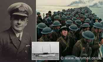 Hero who rescued scores from the Titanic... then did it again at Dunkirk