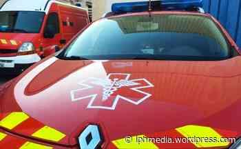CASTELNAU-LE-LEZ : Un motard légèrement blessé après un accident. - IPH Média