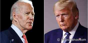Biden leads Trump by 11 points in new national poll as approval of coronavirus response ticks down