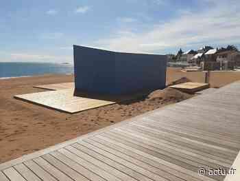 Les plages de Saint-Gilles-Croix-de-Vie ouvertes à partir du 16 mai - actu.fr
