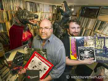 Vancouver record store works to preserve 'vibe' amid social distancing