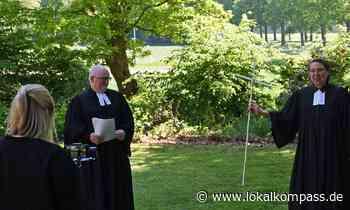 Gottesdienst drinnen und draußen: Evangelische Kirchengemeinden feiern an Christi Himmelfahrt - Lokalkompass.de