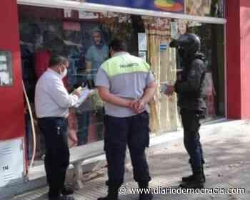 Clausuraron un comercio en Chacabuco - Diario Democracia