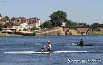 Le club d'aviron Sport Nautique de Bergerac ressort ses rames - Sud Ouest