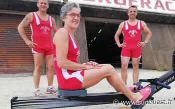 """Bergerac : elle bat le record du monde """"master"""" d'ergomètre sur... 100 kilomètres - Sud Ouest"""