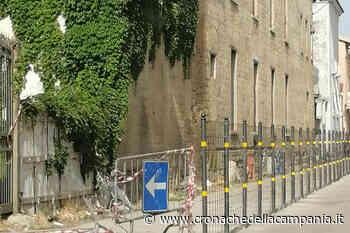 Nuovi interventi al quartiere Borbonico di Casagiove per la salvaguardia dell'incolumità dei cittadini - Cronache della Campania