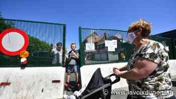 Wattrelos : les bisous franco-belges d'une mamie à ses petits-enfants - La Voix du Nord