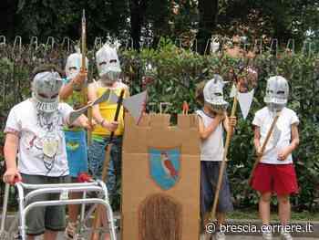 Brescia, la Loggia in campo per grest per tutta estate e low cost - Corriere della Sera