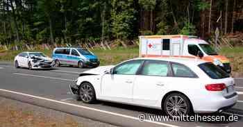 80-Jähriger aus Biedenkopf übersieht Audi beim Abbiegen - Mittelhessen
