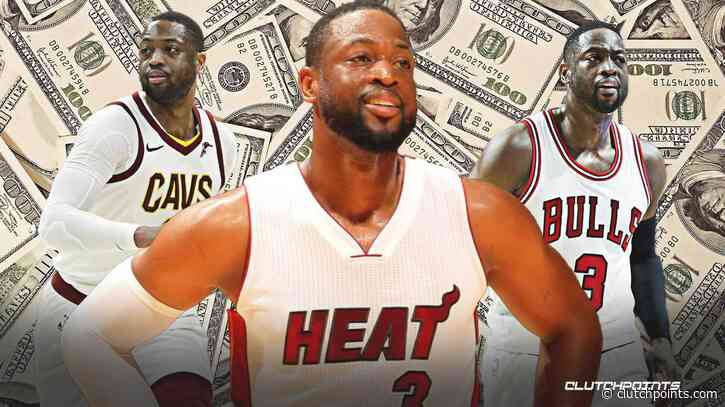 Breaking down Dwyane Wade's total NBA salary from his career - ClutchPoints
