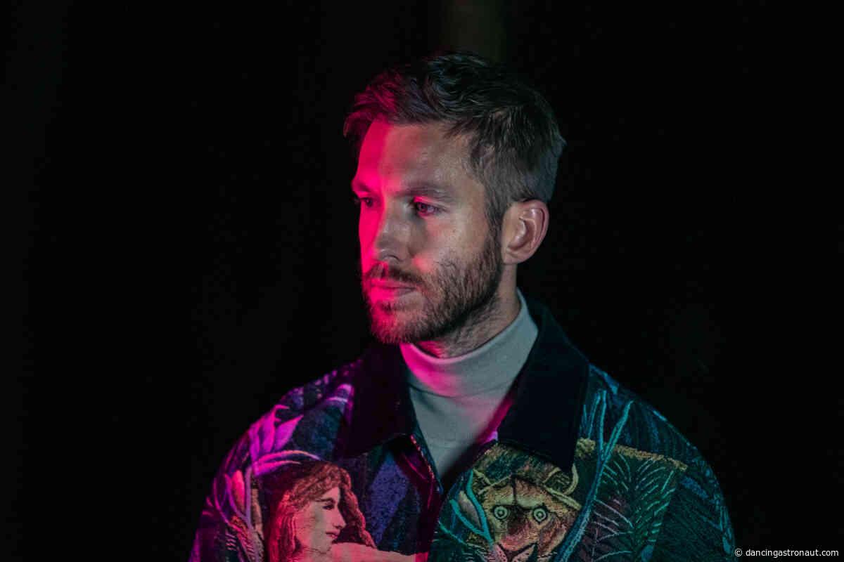 Calvin Harris is lone DJ on Sunday Times Rich List - Dancing Astronaut