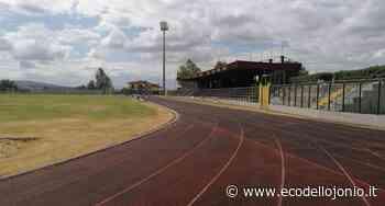 Castrovillari: il 21 maggio apre la pista di atletica leggera - Ecodellojonio