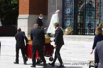 Les obsèques du maire de Villers-Bretonneux en petit comité - Courrier Picard