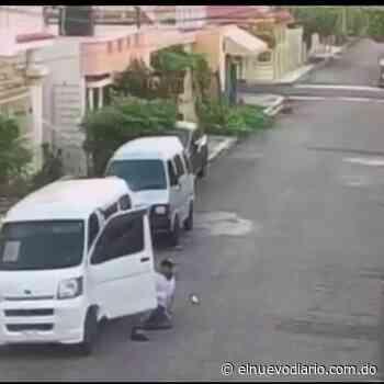 (VIDEO) Comerciante herido durante asalto en Baní permanece en cuidados intensivos - El Nuevo Diario (República Dominicana)