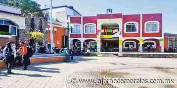 Puente de Ixtla incrementa medidas de seguridad por COVID-19 - La Jornada Morelos