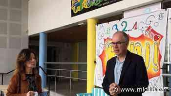 Frontignan : le collège des Deux-Pins est prêt pour la reprise de ce lundi 18 mai - Midi Libre