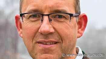 Altmannstein: Der Jugend die Hand reichen - Die Neuen im Altmannsteiner Marktrat: Johann Wild berichtet von seinen Wünschen und Zielen - donaukurier.de