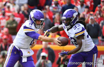 5/20: Zone Coverage- Looking at Futures and Prop Bets for the Upcoming Minnesota Vikings Season