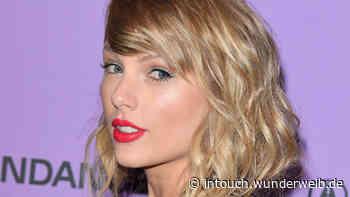 Taylor Swift: Neuer Look! Sie überrascht mit bunten Haaren - InTouch