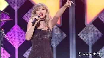 Taylor Swift bringt Live-Tracks heraus - RTL Online