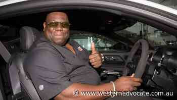 Star DJ Carl Cox joins the grid for Supercars' virtual celebrity race at Mount Panorama - Western Advocate