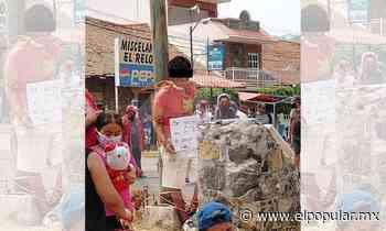 Casi linchan al Cabecas en Atlixco - El Popular