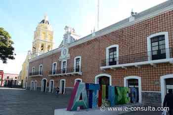 Ayuntamiento de Atlixco recupera actividades administrativas - e-consulta